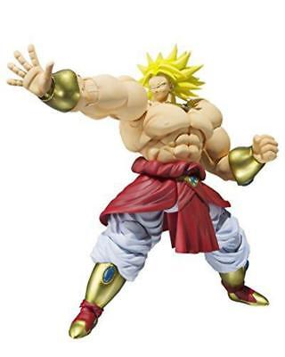 "Bandai Tamashii Nations SH Figuarts Broly ""Dragon Ball Z"" Action Figure"