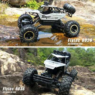 1:12 2.4G 4WD RTR Off-Road Racing Monster Truck High Speed RC Remote Control Car