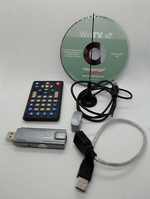 HAUPPAUGE WINTV-NOVA-TD-STICK TV TUNER WINTV IR DOWNLOAD DRIVER