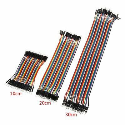 40Pin Dupont Cable Jumper Line Wire 2.54mm Male to Male Connector Cable