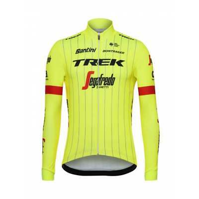 97719fbef294 Maglia Santini Trek Segafredo Training 2018 Nuovo Procycling Point Ciclismo  MTB