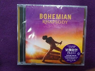 Soundtrack / Queen - Bohemian Rhapsody OST O.S.T CD NEW SEALED