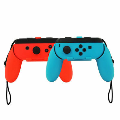 For Nintendo Switch Joy con 2 Pack Wear Controller Handle Grip Holder Hot New