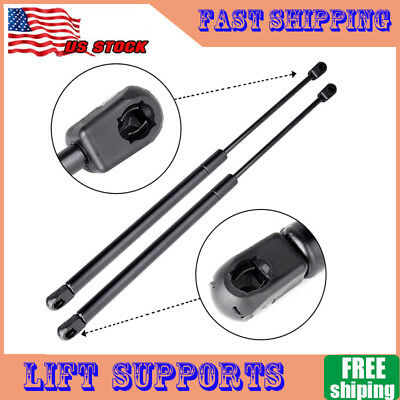 Qt2 Rear Trunk Lift Support Spring shocks struts For 1994-2004 Ford Mustang