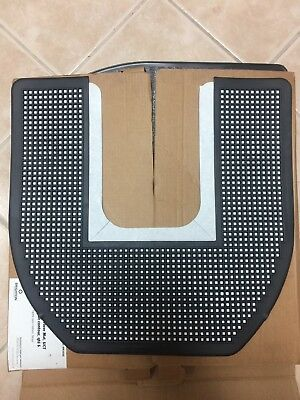 Disposable Commode Floor Mats. 6 per box/4 boxes available