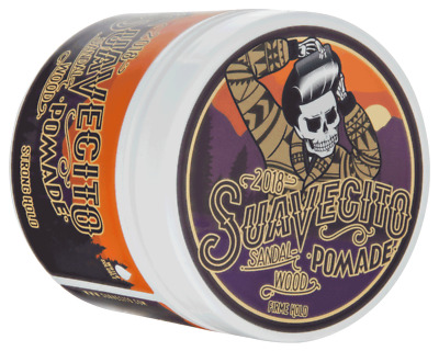 Suavecito Winter Pomade Strong (Firme) Hold 2018 | Sandalwood  | Pomade stark