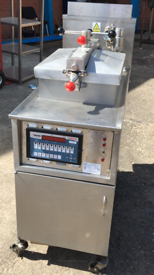 Henny Penny - fried chicken shop / Gas Chicken Fryer ( GAS ) FREE UK Delivery
