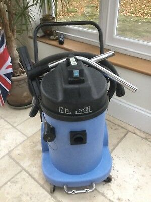 Numatic Wvd900-2 Industrial/commercial Wet & Dry Vacuum Cleaner