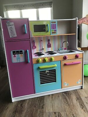 Kidkraft Deluxe Big And Bright Kitchen - Creepingthyme.info
