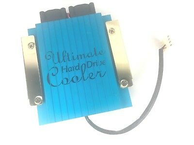 Pre-Owned Ultimate Hard Drive Cooler with 2 High performance 4cm DC fans