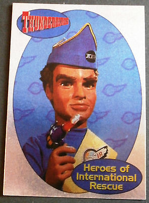 THUNDERBIRDS HEROES OF INTERNATIONAL RESCUE F7 VIRGIL TRACY - Cards Inc.