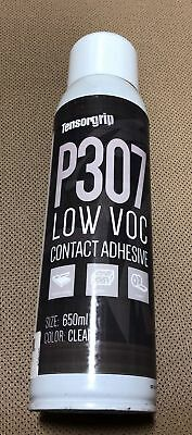 TensorGrip P307 Low Voc Contact Adhesive - CA Compliant - One  650ml Can