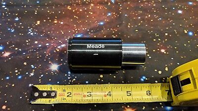 "Meade Eyepiece Projection Camera Adapter for 1.25"" Telescope Focuser"
