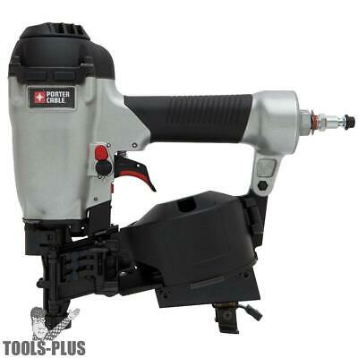 """Porter-Cable RN175B 7/8"""" To 1-3/4"""" Roofing Coil Nailer New"""