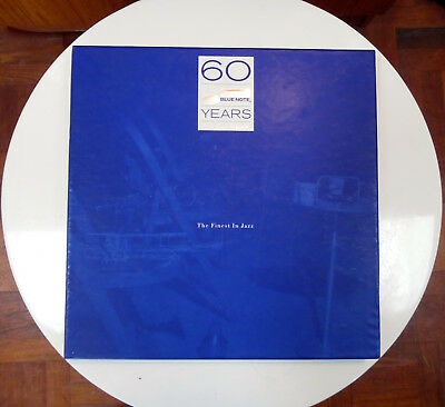 Blue Note Years 60th Anniversary 14 cd Box Set 1939-1999 limited edition rare