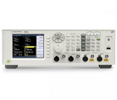 Keysight (Agilent) U8903A-200   Audio analyzer, 10 Hz to 100 kHz