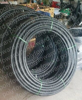 POLY PIPE 1 in. x 300 ft. PSI 200 water irrigation Tubing