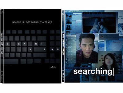 Searching - Blu-ray Limited Edition / Full Slip, Lenticular / WeET (2018)