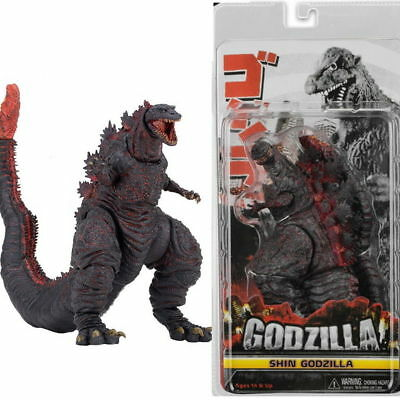 "12"" Shin Godzilla Monster Movie Series PVC Collection Model Action FIgure Statue"