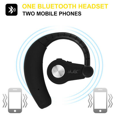 Wireless Bluetooth 4.1 Stereo Headset Earphone Headphone for Samsung iPhone USA