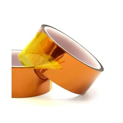 60mm 33M 100ft Kapton Tape Adhesive High Temperature Heat Resistant Polyimide