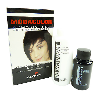 Elgon Modacolor Semi Permanent Colour - Haar Farbe Coloration ohne Ammoniak