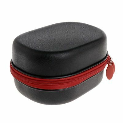 Fishing Reel Bag Zipper PVC Leather Case Storage Lure Bait Protective Soft 10cm