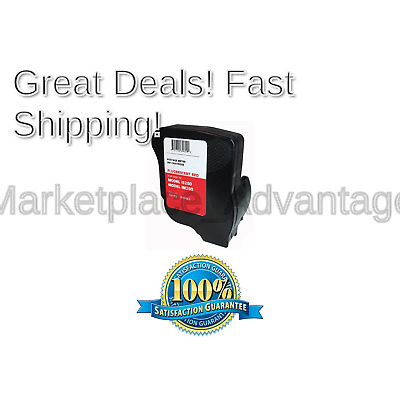 Neopost ISINK2 Fluorescent Red Ink Cartridge ~90 DAY Warranty! ~ for Neopost ...