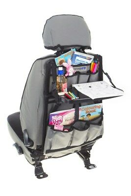 Msa 4X4 Sseat Organiser With Drop Down Table - Orgddt