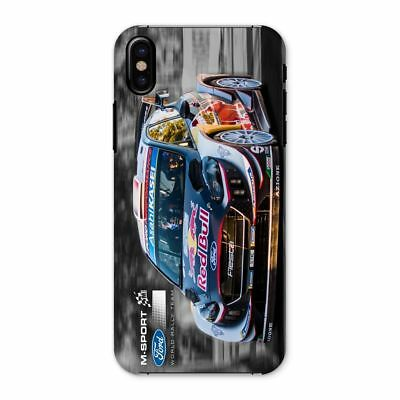 M-Sport Ford World Rally Team Phone Case