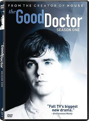 The Good Doctor: Season One  (DVD, 2018, 5-Disc Set) Brand New Sealed  from USA