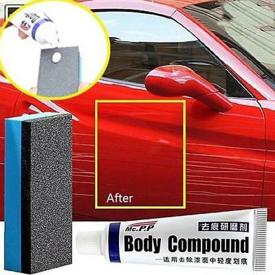 Grinding Car Body Compound Paste Set Scratch Paint Care Auto Polishing