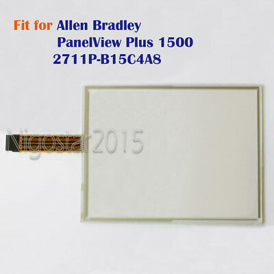 New for Allen Bradley PanelView Plus 1500 2711P-B15C4A8 Touch Screen Glass