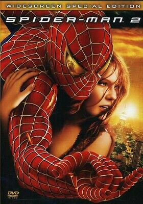 Spider-Man 2 (DVD 2004 2-Disc Set Special Edition Widescreen) w/Slipcover NEW