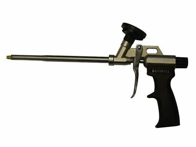 Faithfull FAIFOAMGUNPU Foam Spurt Gun FITS 500 / 750ml Expanding Foam Gun