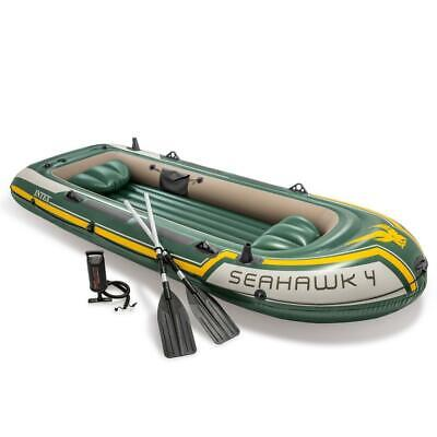 Canot gonflable Intex 68351 Seahawk 4 Bateau Gonflable