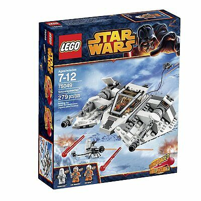 LEGO Star Wars Snow Speeder 75049 Brand New Factory Sealed!