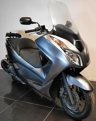 2013 13 Honda Nss 300 A-D Forza Abs Maxi Scooter Grey Trade Sale Project 11K