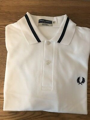 f09e2ece2 NWOT Men s Authentic Fred Perry Reissues Polo Shirt. Size 40. Uk Medium