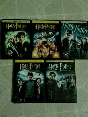 Harry Potter 5 - Film Collection (Dvd) - Free Shipping!