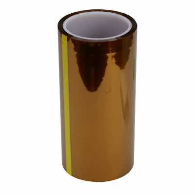3D Printer Bed Kapton Tape 200mm Polyimide  High Temperature Heat Resistant