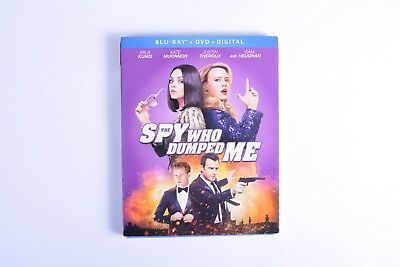 The Spy Who Dumped Me (Blu-ray+DVD+Digital)