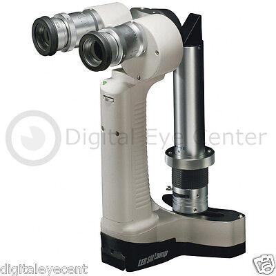 Portable Handheld Slit Lamp w/Smartphone adapter- , 2 hours battery