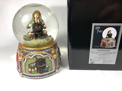 Harry Potter HERMIONE Polyjuice San Francisco Music Box Co Musical Water Globe