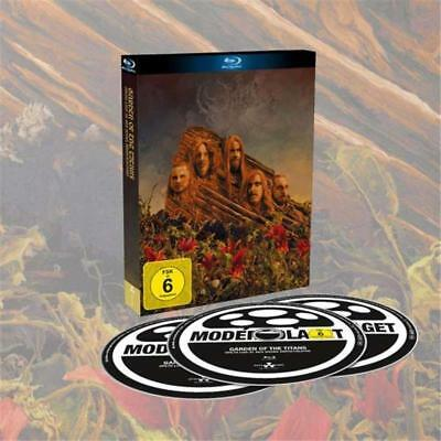 Opeth Garden of the Titans BLU-RAY All Regions & 2 CD NEW