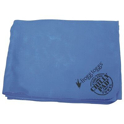 Frogg Toggs CP100-02 Sky Blue The Original Chilly Pad Cooling Towel