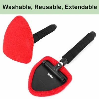 Handy Car Auto Wiper Cleaner Glass Windshield Clean Fast Easy Shine Detachable