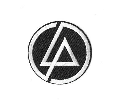 LINKIN PARK Iron on / Sew on Patch Embroidered Badge Music Rock Band PT456