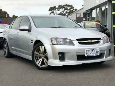 2009 Holden Commodore VE SS Silver Automatic 6sp A Sedan