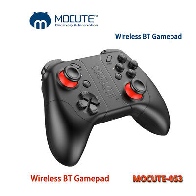 MOCUTE 053 Bluetooth Handheld Gamepad Game Controller for IOS Android TV BO X6H1